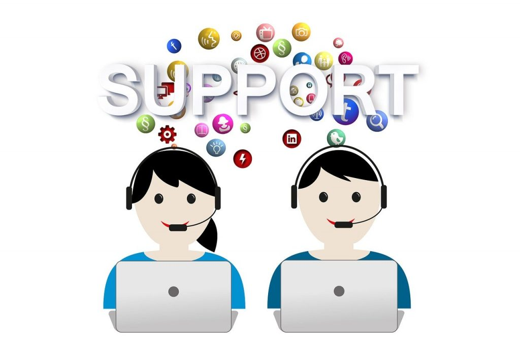 support, help, call center