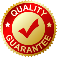 Quality Guaranteed 190p